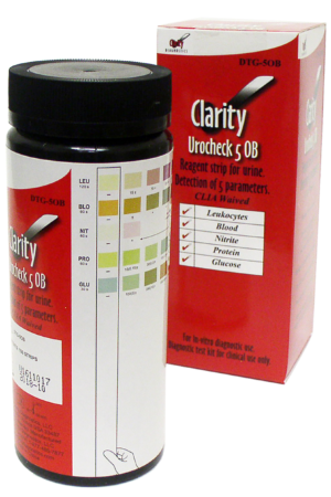 Clarity<sup>&reg;</sup> Urocheck